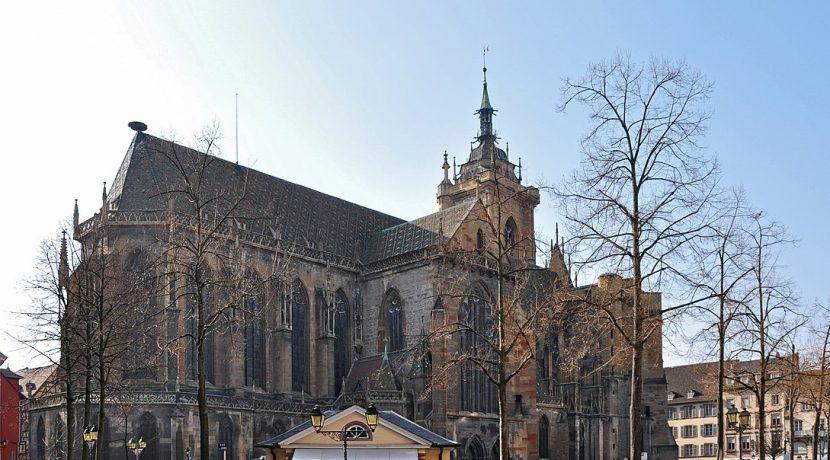Place de la Cathédrale Colmar