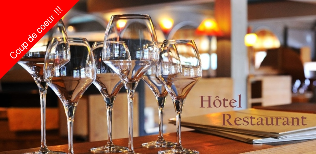 VENTE FONDS DE COMMERCE HOTEL RESTAURANT – VIGNOBLE