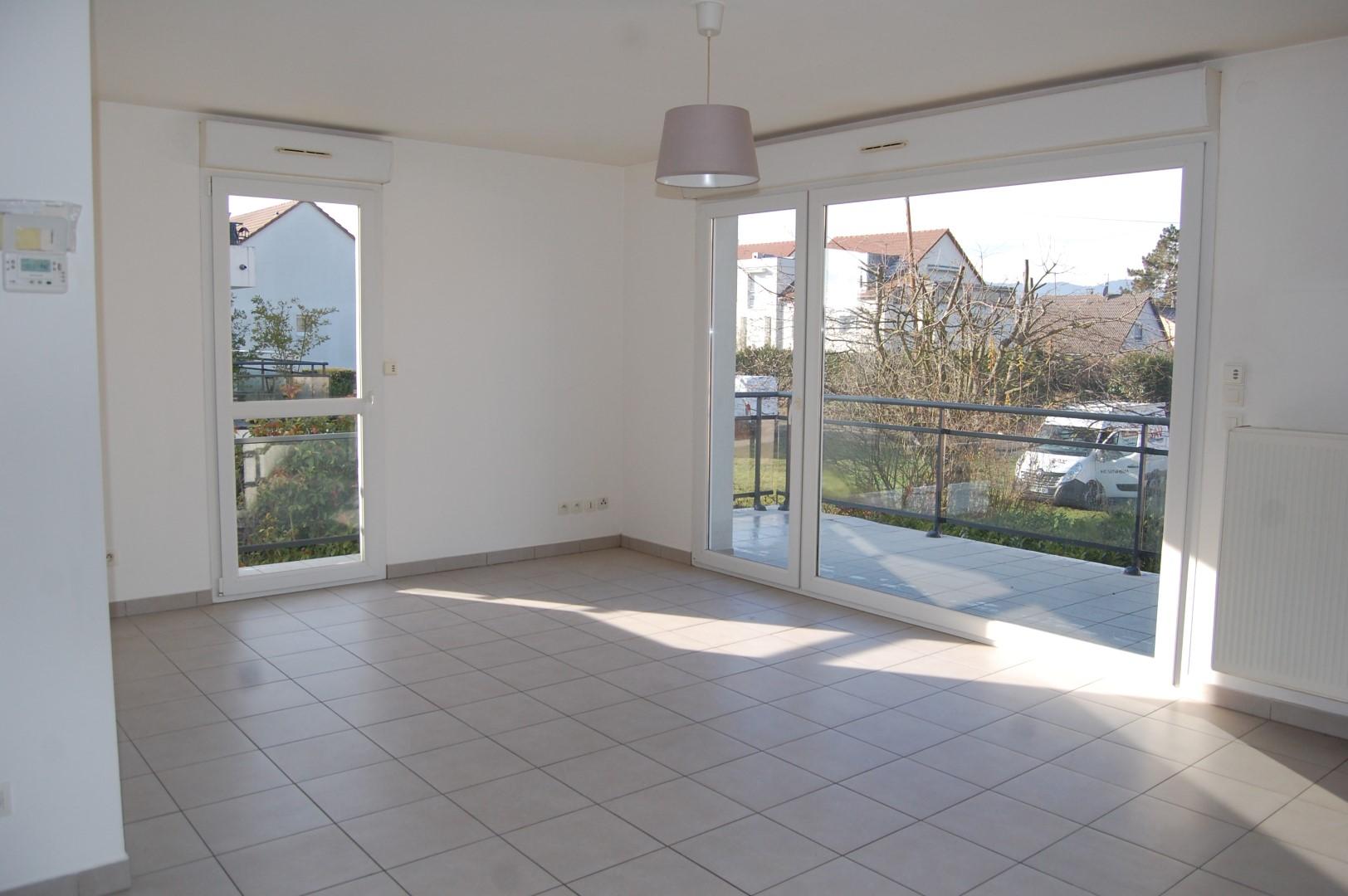 COLMAR quartier maraîcher Beau F3 80 m²