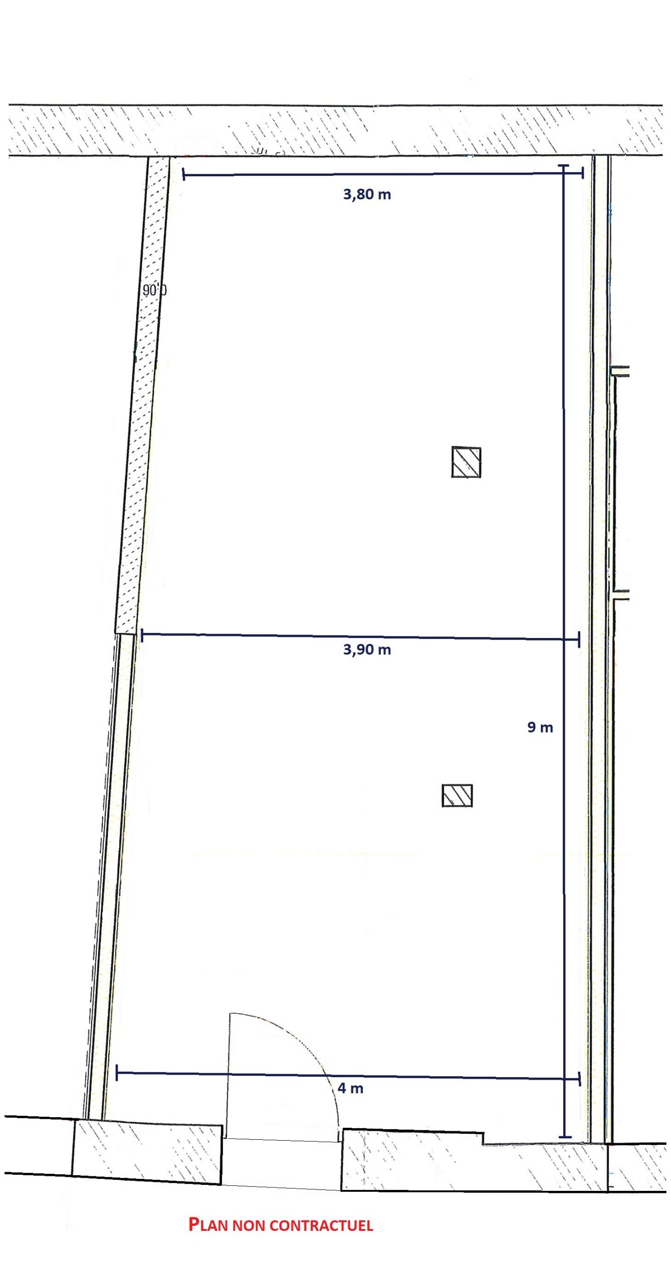 LOCAL COMMERCIAL – 38 M2 – COLMAR CENTRE