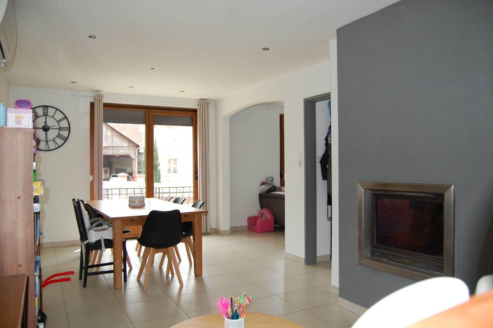 ANDOLSHEIM En exclusivité, maison individuelle de 130 m²
