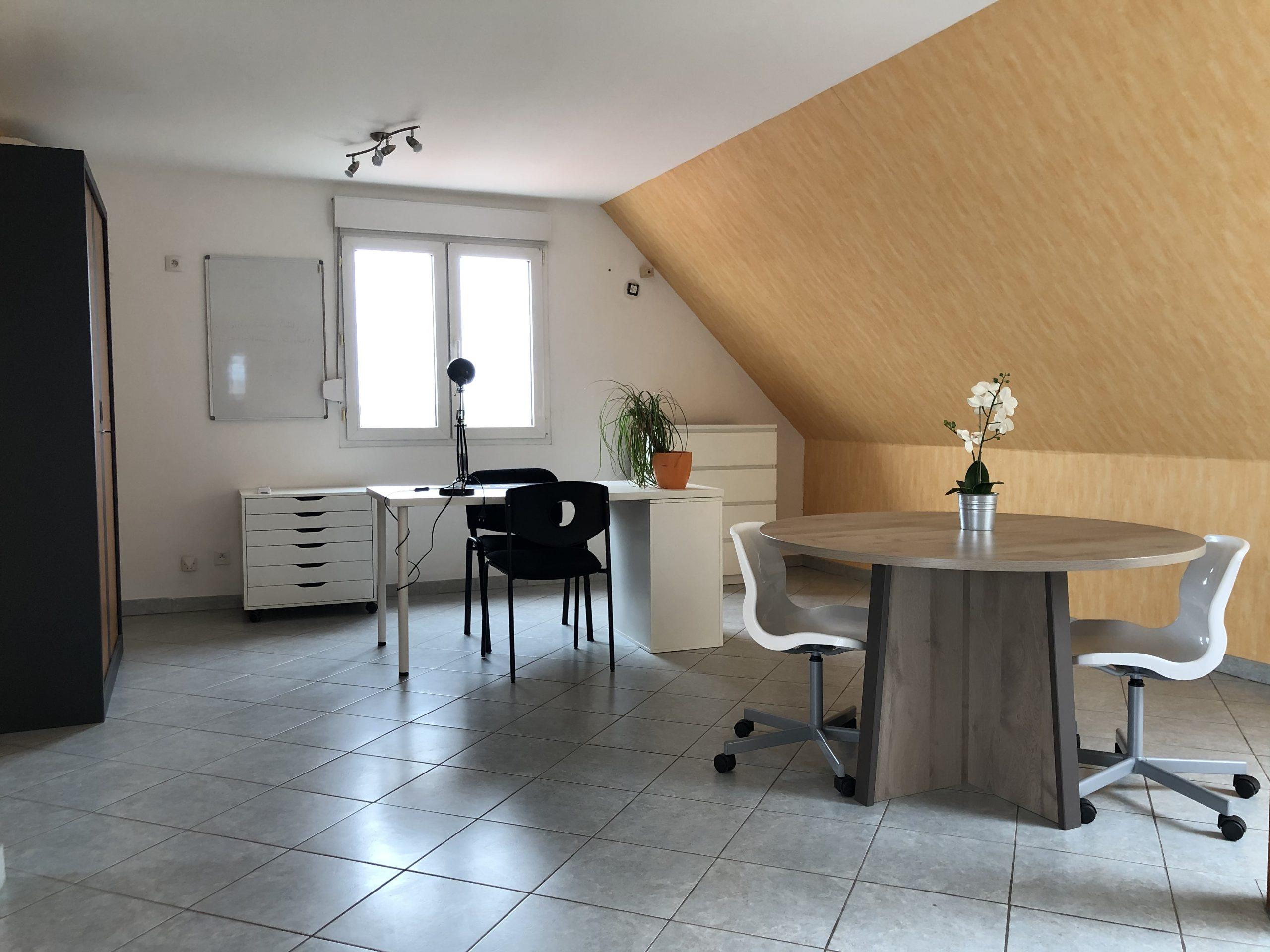 BUREAUX – 70 m2 – HORBOURG-WIHR
