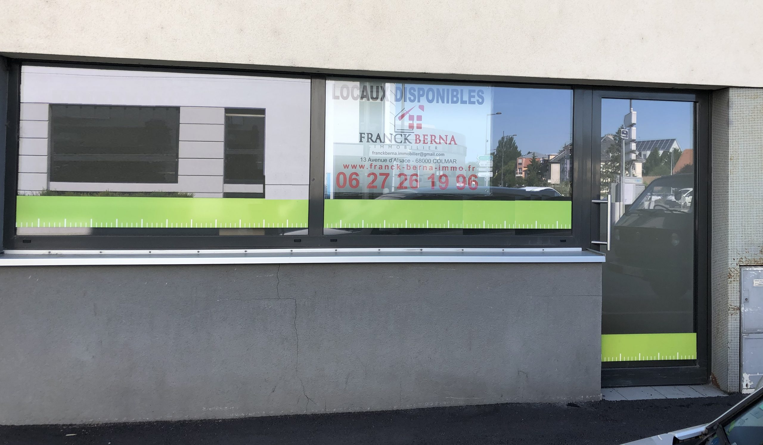 LOCAL COMMERCIAL – 33 M2 – COLMAR