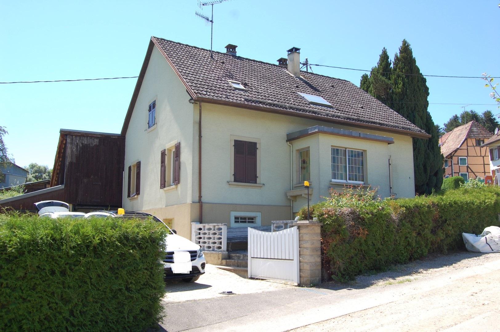 STRUETH Maison individuelle 6P, 142 m² sur 12.21 ares