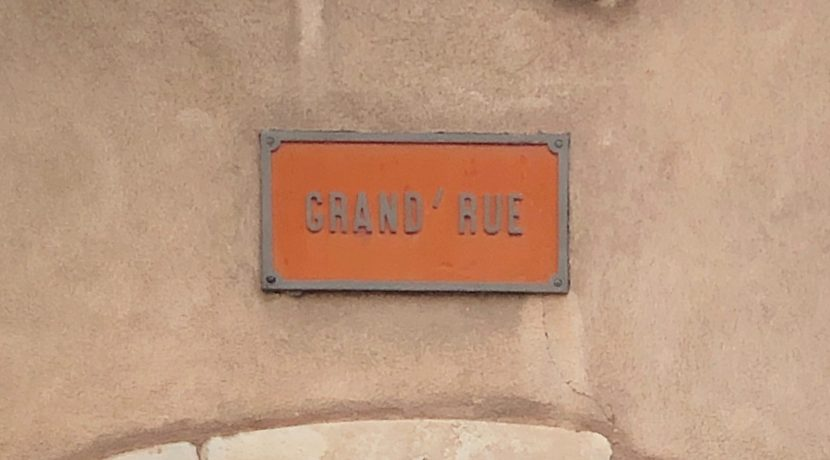 Photo Grand'Rue