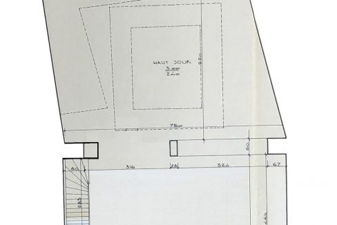 Plan du local