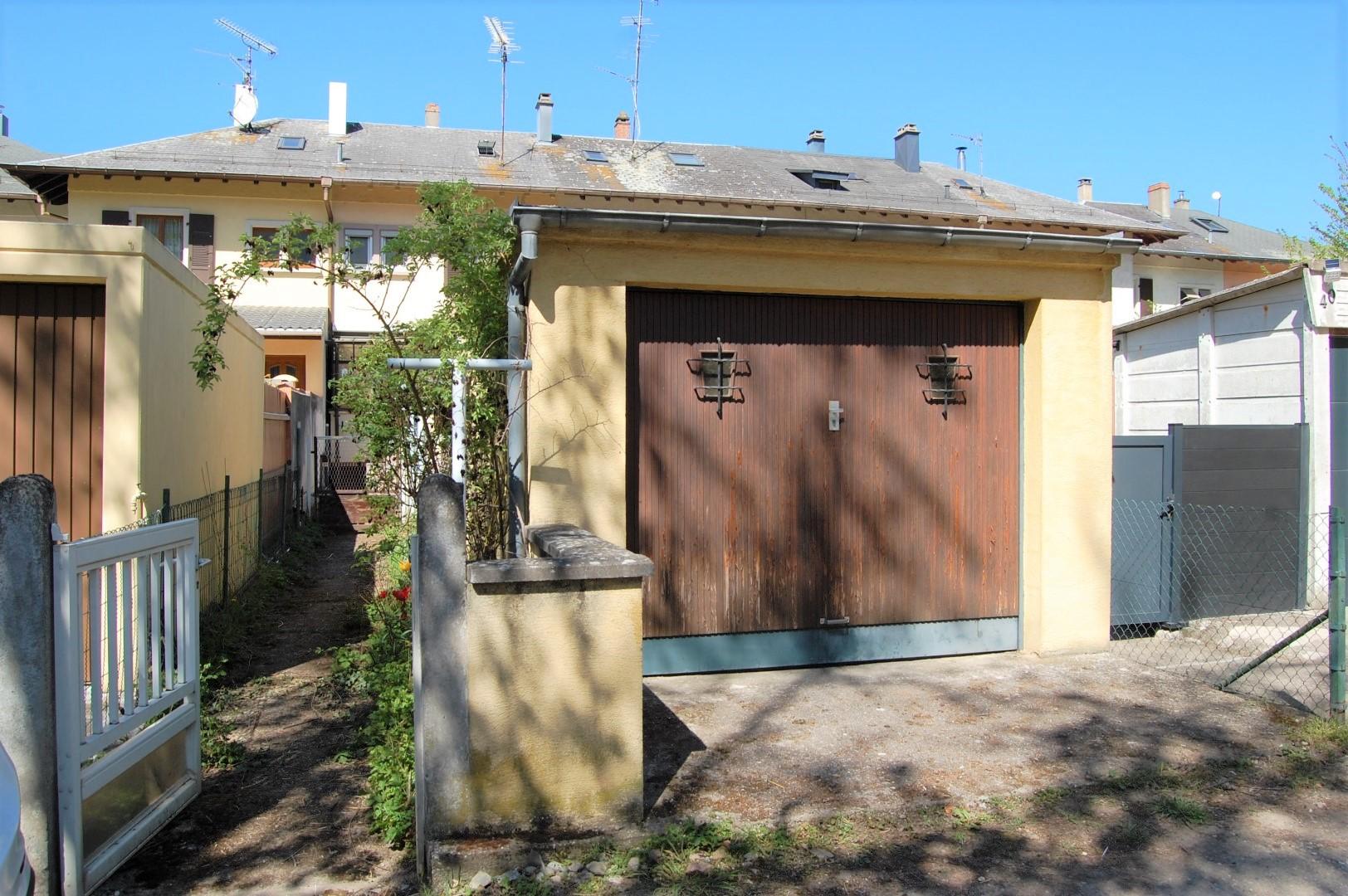 COLMAR En exclusivité Maison accolée 70 m²
