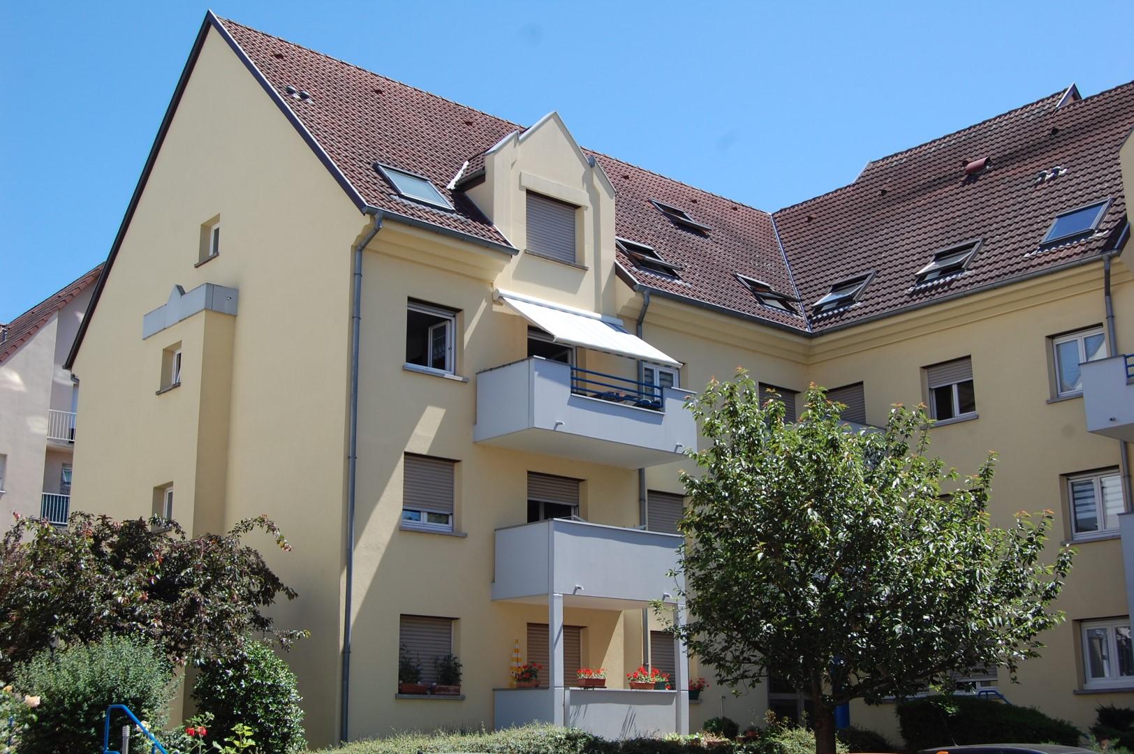 COLMAR Proche centre ville Beau F2-F3 de 76 m²