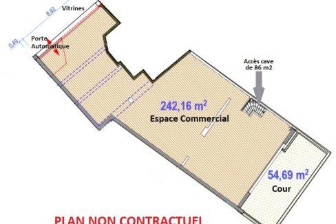 Plan du lot 3
